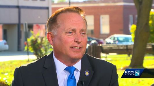 Secretary of State Paul Pate wants to finish what he started