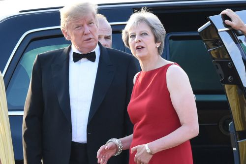 Trump blames Theresa May for Brexit debacle, says she ignored his advice