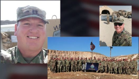 Kansas soldier fights for his old job after returning from duty