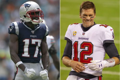 Antonio Brown's NFL return coming with Tom Brady's Buccaneers