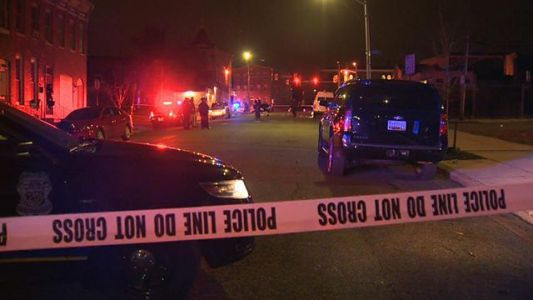 One dead, four others shot in West Baltimore, police say