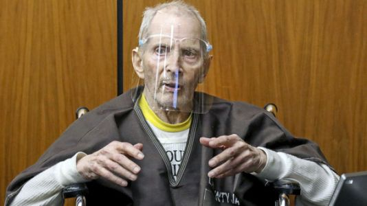 Robert Durst, who was featured in HBO's The Jinx, got life in prison for murder