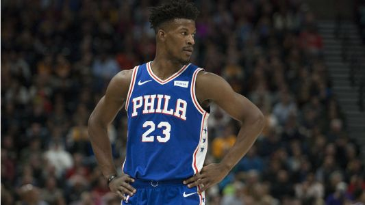 Jimmy Butler rumors: Rockets will 'push' 76ers to complete sign-and-trade for wing
