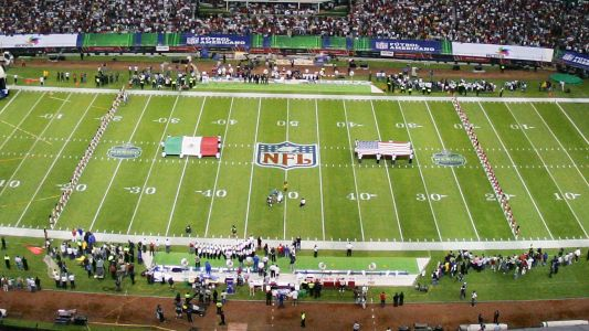 Chiefs-Rams game in Mexico City facing concerns over field conditions