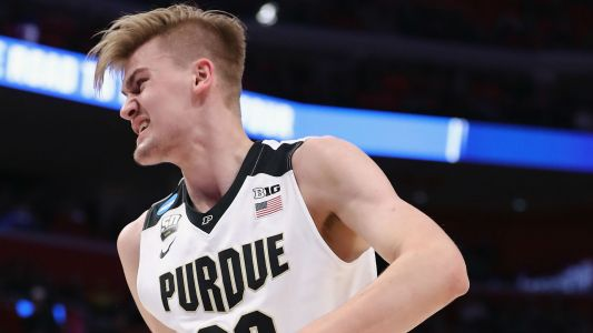 NCAA Tournament 2018: No. 2 Purdue beats No. 10 Butler despite ruling against Isaac Haas