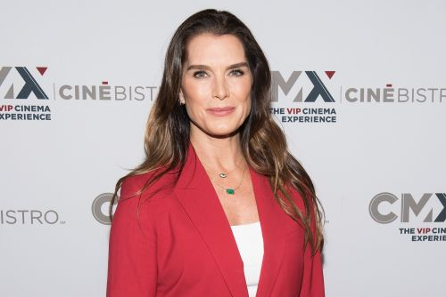Brooke Shields is gifting rare salad dressing for Christmas