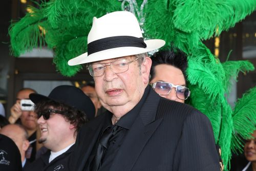Richard 'The Old Man' Harrison from 'Pawn Stars' dead at 77