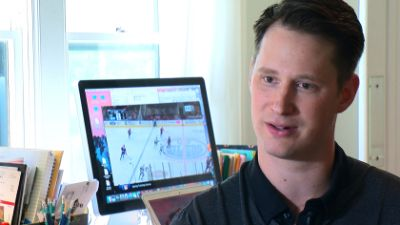 Fmr. Gophers Star Builds Business By Critiquing NHL Teams