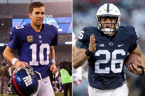 Why Eli Manning - and a loaded lineup - should guide Giants' draft