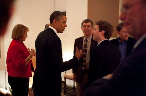 Zuckerberg reportedly downplayed Obama's warning about the threat of fake news last November
