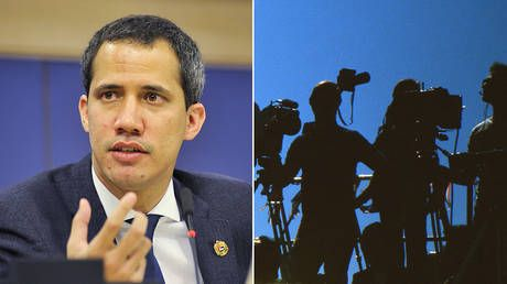'Price on your heads': Aide to Venezuelan 'president' Guaido threatens journalists with FBI investigation over 'Twitter hack'