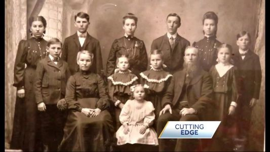 Local company making it easier to show off your family tree
