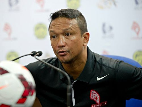 Catching up with Singapore's national team coach; Fandi Ahmad