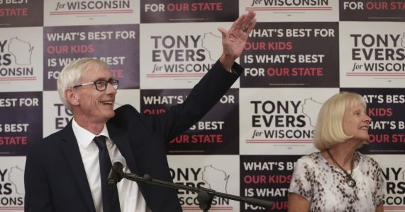 Wisconsin Senate, governor's races feature Trump backers