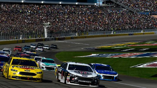 NASCAR at Las Vegas: Live updates, highlights from first playoff race of 2018