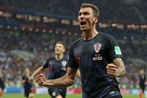 Croatia stuns England in extra time to reach first World Cup final