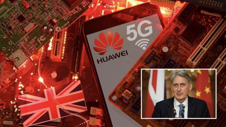 Former UK Chancellor Hammond slams 'alarming' rise in 'anti-Chinese sentiment' within Tory Party amid Huawei row