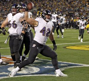Despite loss in Pittsburgh, Ravens control playoff fate