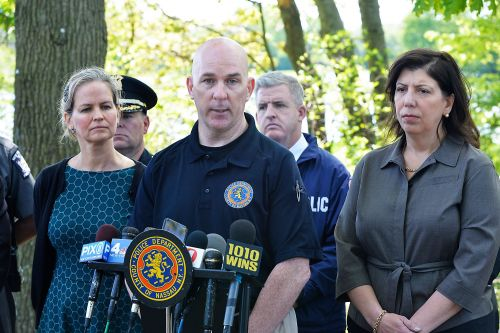 Body of suspected MS-13 victim discovered in Long Island park