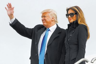 Betting odds set for Trump's inauguration: How much will he tweet?
