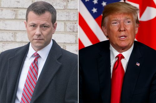 FBI agent who wanted to 'stop' Trump has really just helped him