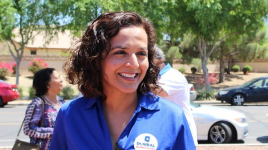 After Special Election Upsets, GOP Takes Nothing For Granted In Arizona Race