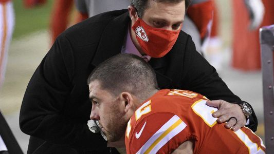Chiefs' Eric Fisher will miss Super Bowl after tearing Achilles in AFC championship game
