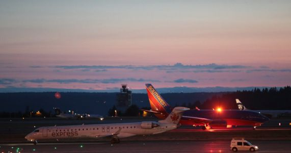 Plane Is Stolen From Seattle Airport Before Crashing
