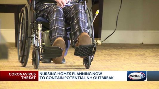 Catholic Charities plans for potential COVID-19 outbreak at nursing homes