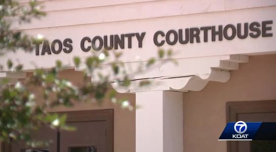 Officials: Taos County Courthouse placed on lockdown due to threats