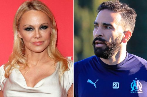 Pamela Anderson splits from soccer player Adil Rami, calls him a 'monster'