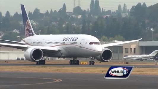 United to end flights from Manchester to Newark, add flights to Washington