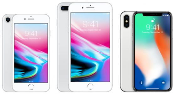 Weak iPhone 8 demand drags Apple shares lower