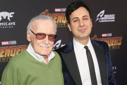Stan Lee's former manager arrested on elder abuse charges