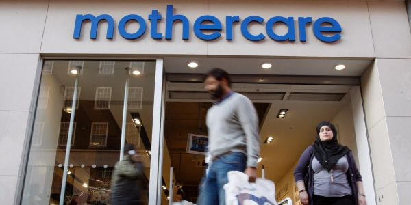 Mothercare shares crash 17% as concerns about the High Street grow