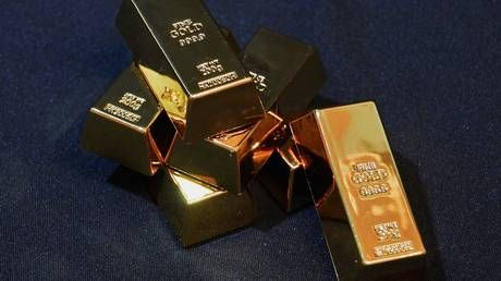 AU yeah! Gold surges more than 2% hitting 7-year highs