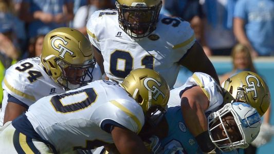 Georgia Tech defensive tackle Brandon Adams dies at 21