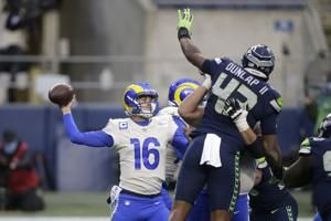 Jared Goff to start for Rams in Green Bay; Wolford inactive