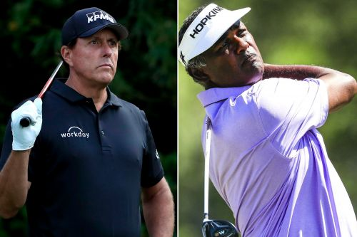 Masters Round 2 moments: Phil Mickelson-Vijay Singh Spike Gate remembered