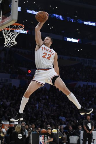 Larry Nance Jr. to wear his dad's retired No. 22 with Cavs