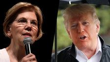Donald Trump Denies Making $1 Million Charity Pledge Tied To Elizabeth Warren DNA Test