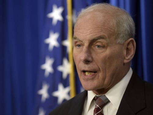 John Kelly defends Trump's controversial call to a Gold Star family and confirms that Obama didn't call after his son died