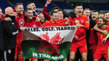 'Incredible sh*thousery': Gareth Bale trolls Real Madrid with flag after Wales book spot at Euros