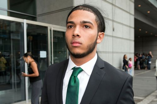 Bail reform poster boy busted before meeting with Obama