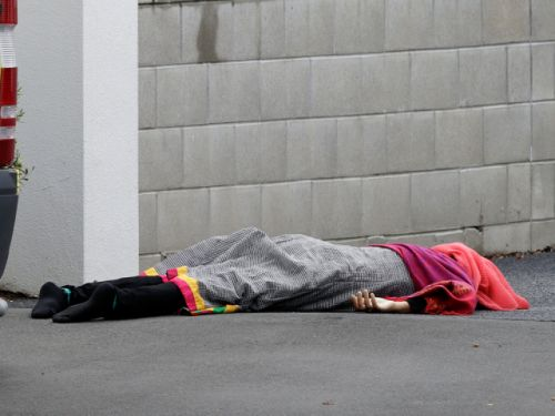 Many dead after mass shooting at New Zealand mosque. Reports of possible second attack