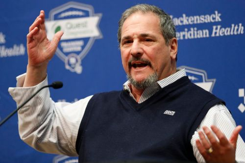 Dave Gettleman can back up 'plan' talk with pick he's reluctant to make