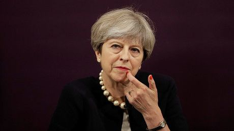 Theresa talks. but is anybody listening to the PM?