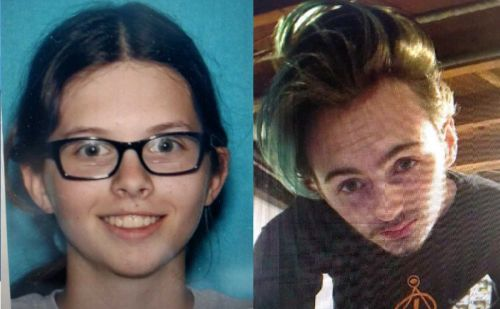 Police search for missing New Oxford girl