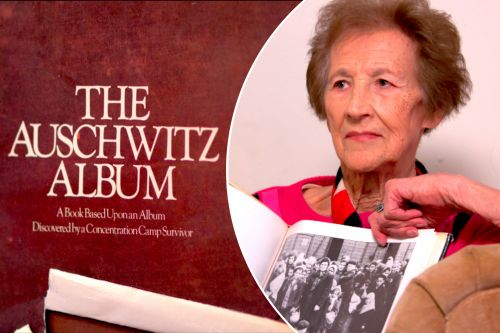 Auschwitz survivor shares horrors and liberation story 75 years later