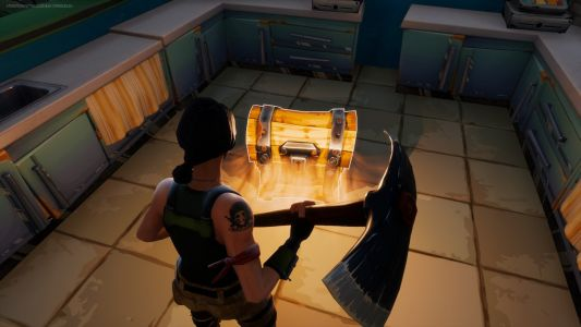 Fortnite's latest rare feature was added by accident
